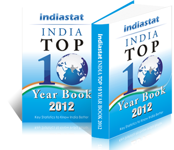 Indiastat India Top 10 Yearbook 2012