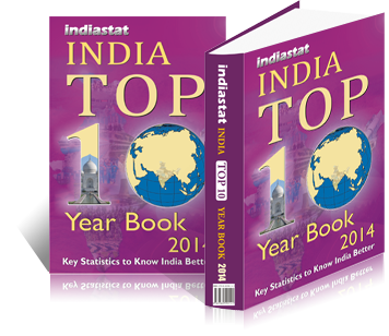 Indiastat India Top 10 Yearbook 2014