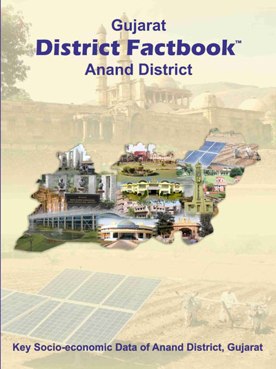 Gujarat District Factbook : Anand District