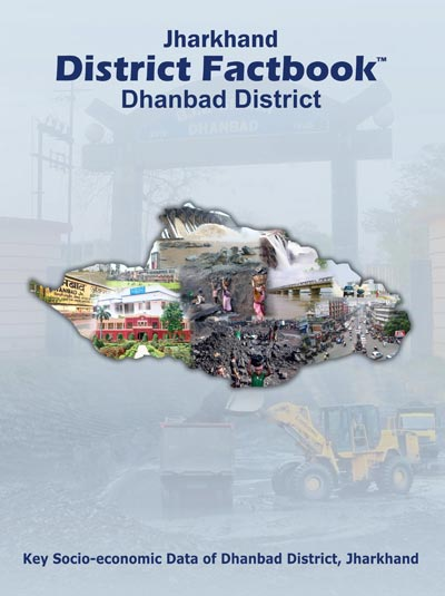 Jharkhand District Factbook : Dhanbad District