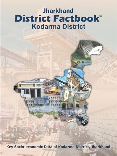 Jharkhand District Factbook : Kodarma District
