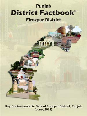 Punjab District Factbook : Firozpur District