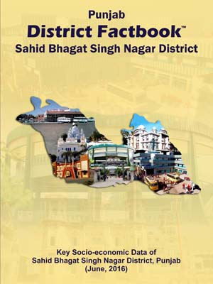 Punjab District Factbook : Shahid Bhagat Singh Nagar District